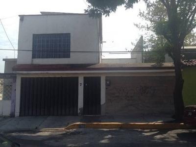 Casa En Venta A 10 Min. Metro Tezonco