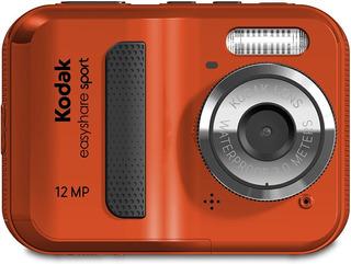 Kodak Easyshare Sport C123 12 Mp Waterproof Digital 2.4-inch