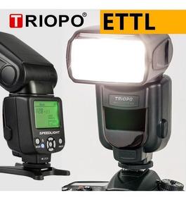 Flash Canon Ettl Ttl Yongnuo Yn 568 Yn568ex Yn568 568ex Ex
