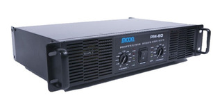 Potencia Moon Pm-60 Soporta 4 Bafles, Stereo C/ Cooler