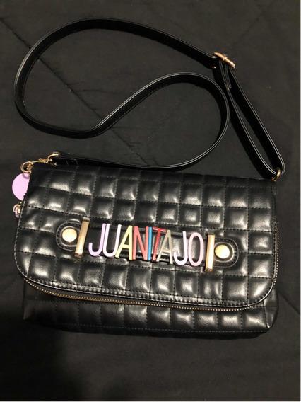 Cartera Juanita Jo Negra