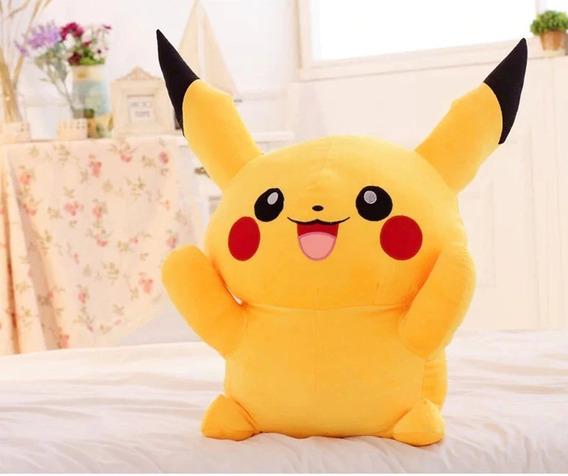 Pelúcia Pikachu 22cm Pokemon Original/