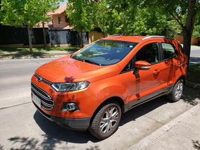 Ford Ecosport Titanium 2014 122.000km Único Dueño.