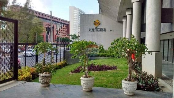Sala Para Alugar, 30 M² Por R$ 1.600/mês - Boa Viagem - Recife/pe - Sa0112