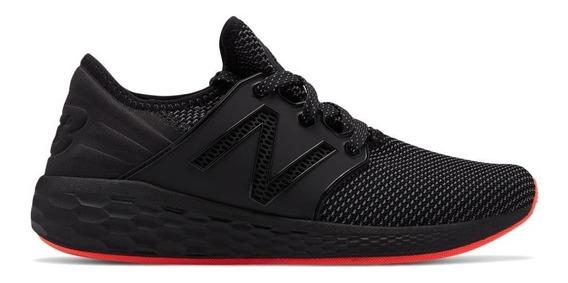 Zapatillas New Balance Wcruzrb2 - Negro