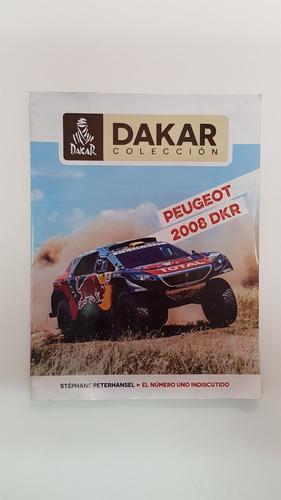 Libro Coleccion Dakar Peugeot 2008 Dkr 2016