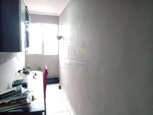 Imagem 1 de 22 de Apartamento Com 2 Dorms, Vila Nossa Senhora De Fátima, São Vicente - R$ 156 Mil, Cod: 2966 - V2966
