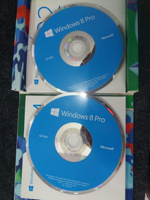 Windows 8 Pro 32/64 Bit, Original!