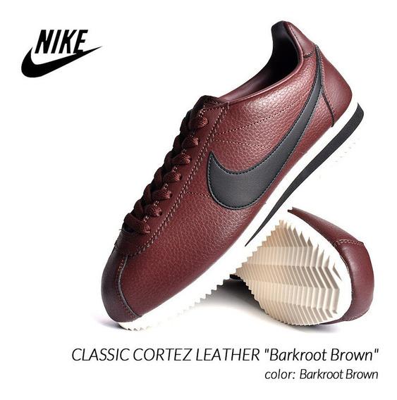 Tenis Cortez Classic Leather Piel Original Envio Gratis