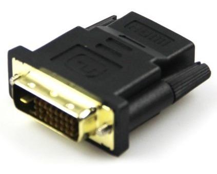 Adaptador Dvi-d Macho 24+1 Dual Link Hdmi Fêmea- Oferta.