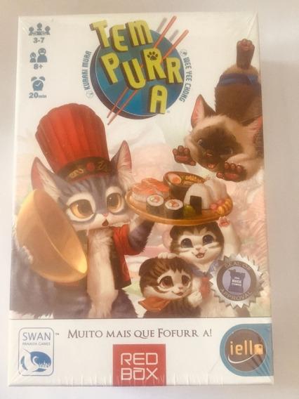 Card Game Tem-purr-a Muito Mais Que Fofurr A! Em Português