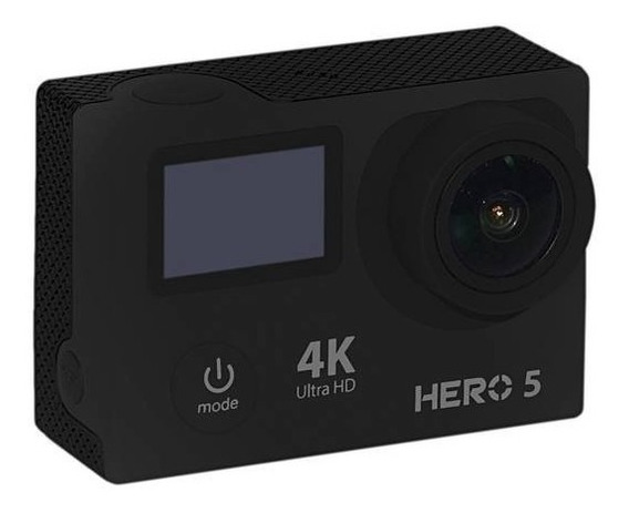 01 Filmadora E Camera Ação Goal Pro Hero 5 Sport Original