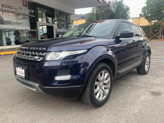 Land Rover Evoque 5p Pure Tech L4/2.0/t Aut