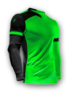 Jersey Portero Storelli Exoshield Gladiator Green 1ks