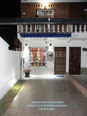 Alquiler Triplex Y Chalet En Mar Del Tuyu