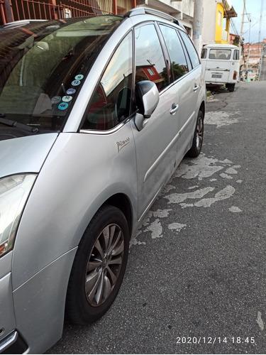 Imagem 1 de 15 de Citroën Grand C4 Picasso 2008 2.0 5p