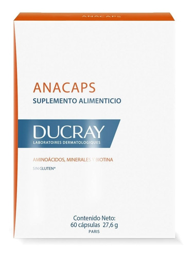 Ducray Anacaps 60