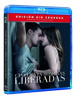 Pelicula 50 Sombras Liberadas Bluray Original Nuevo En Stock