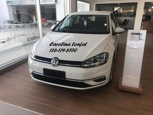 Volkswagen Golf Comfortline My 18 Sin Rodar