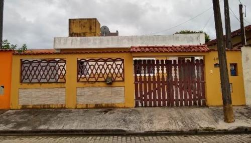 Imagem 1 de 13 de Casa Com 600 Metros Do Mar Em Itanhaém - 7410 | Sanm