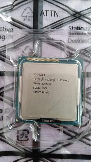 Processador Xeon E3-1240v2 (i7 3770)