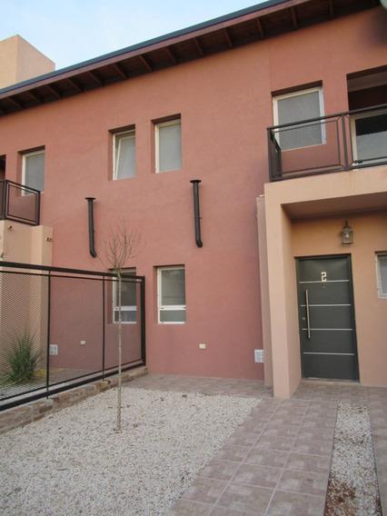 Duplex Alquiler 2 Ambientes C/cochera C/patio-parrilla-pilar