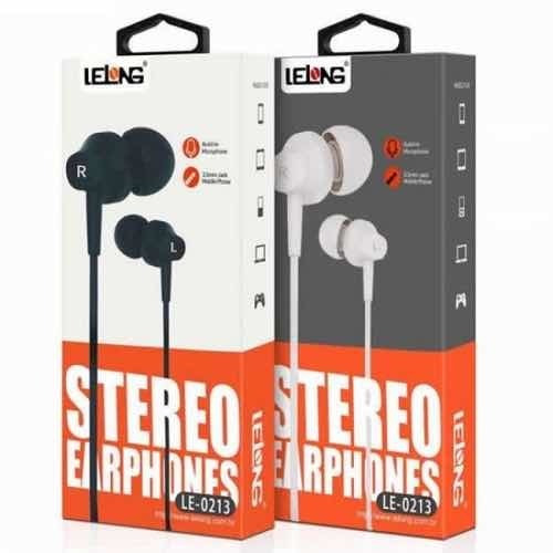Fone De Ouvido Estéreo Intra-auricular Lelong Le-0213
