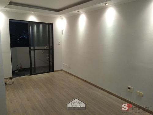 Apartamento Na Vila Amália Com 3 Dormitórios! - 1299-1