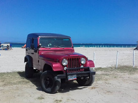 Jeep Cj Llanero