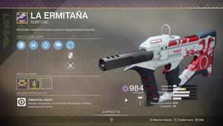 Recovery Destiny 2 Armas De Competitivo (ps4,pc,xbox)