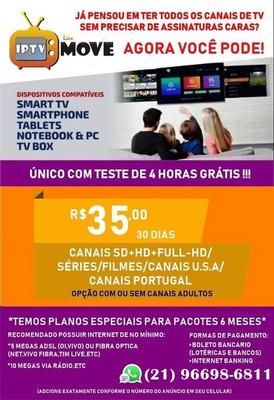 Canais Filmes E Séries Na Sua Smart Ou Tvbox.