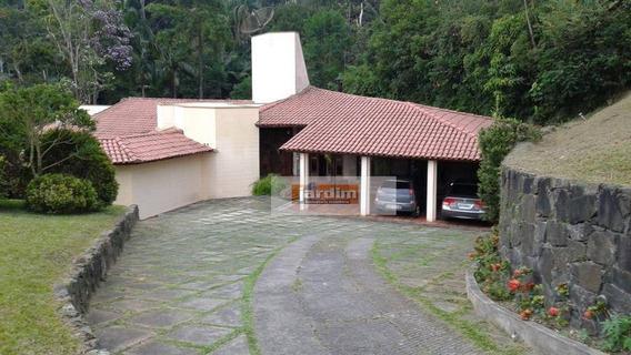Chácara Residencial À Venda, Rio Grande, São Bernardo Do Campo. - Ch0055