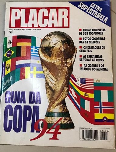 Guia Placar Da Copa Do Mundo De 1994