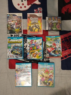 Juegos De Wii U, Nds, Nintendoland, The Sims 2