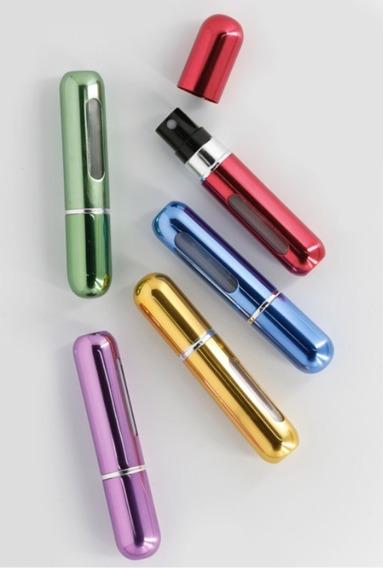 Mini Perfumero Recargable Regalo 10ml Souvenir Cartera