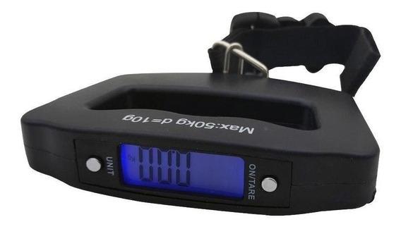 Balança Bagagem Digital Até 50kg Iwbbd001 Importway