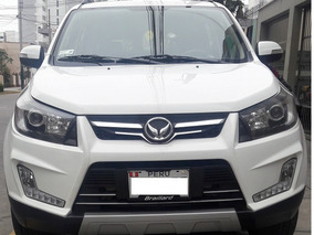Impecable Camioneta Suv Kenbo Baic S3 Full Equipo