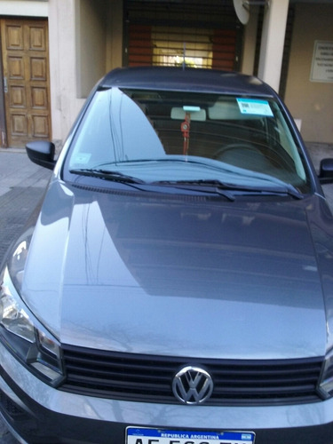 Imagen 1 de 7 de Volkswagen Gol Trendline 1.6 101cv.5p