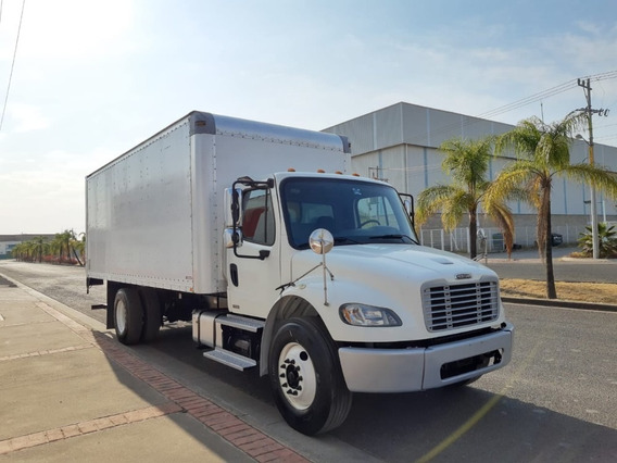 Rabon Freightiner M2 2012, Camiones,camion,rampa Electrica