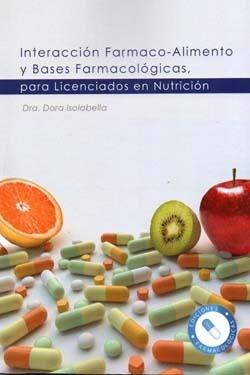 Isolabella Interacción Farmaco-alimento P/ Nutrición Nue Env