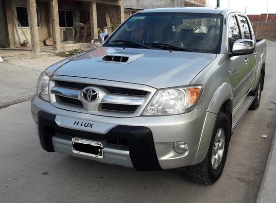 Toyota Hilux 3.0 I Srv Cab Doble At 4x4 Cuero 2008
