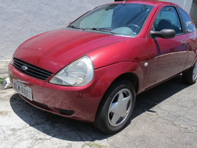 Ford Ka 1.0 Gl - Troco Pcx, Nmax, Citycom, Burgman 400
