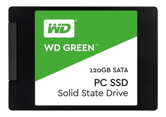 Hd Ssd Western Digital Green Big