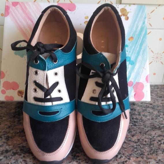 Zapatillas De Lazaro