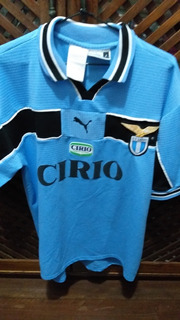 Camisa 1998-1999 Lazio