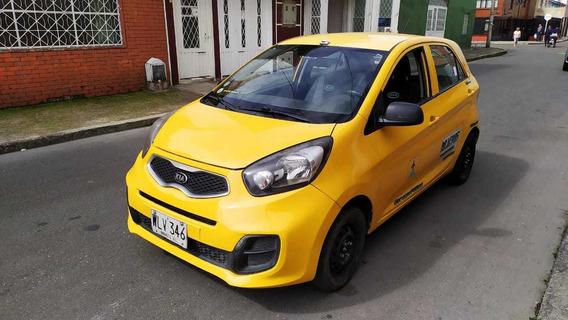 Taxi Kia Picanto Ion 2015
