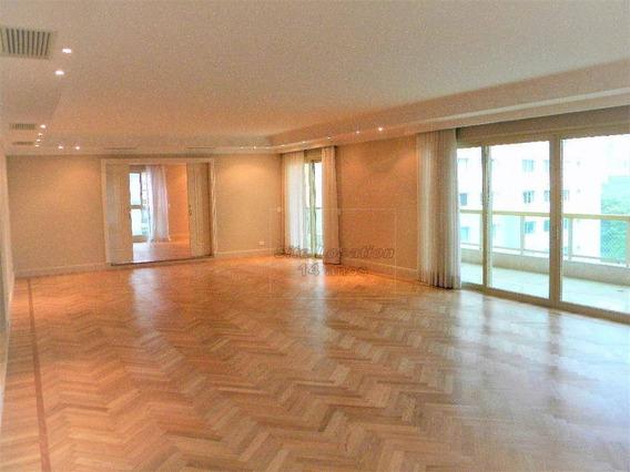 90678-90679 Lindo Apartamento De 580m² No Itaim Bibi - Ap0804