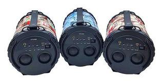 Parlante Portátil Wireless Speaker Kts-992 Calidad
