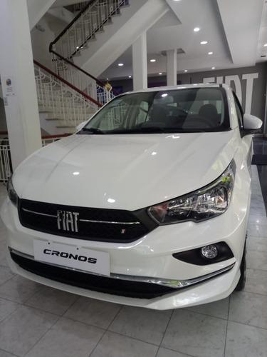 Fiat Cronos 0km Anticipo $160mil Y Cuotas Sin Interes- M