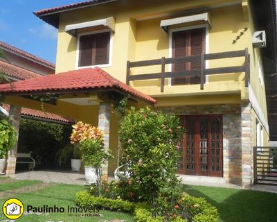 Casa Tipo Sobrado Vende E Aluga Na Praia De Peruíbe - Ca03138 - 33738350